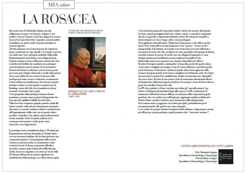 Rosacea Couperose